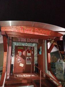 """entrata del """"The Dome"""""""