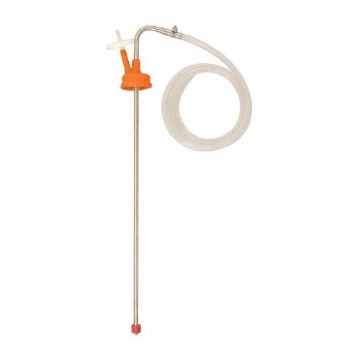 sifone sterile per carboys con filtro per aria