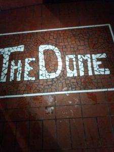 """pavimento di """"The Dome"""""""