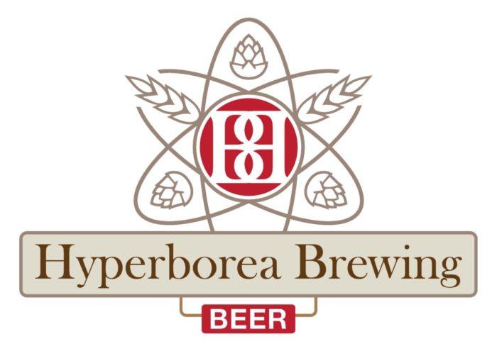 Logo birra artigianale Hyperborea Brewing