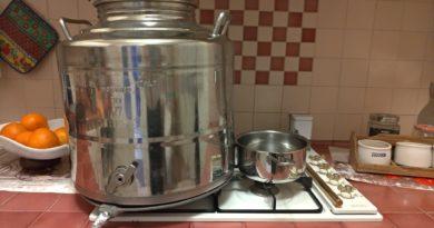 come bollire un fermentatore inox per birra